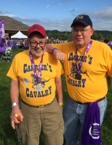 David Carrier Alzheimers Walk Carriers Cavalry