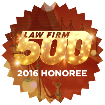 Law Firm 500 Seal