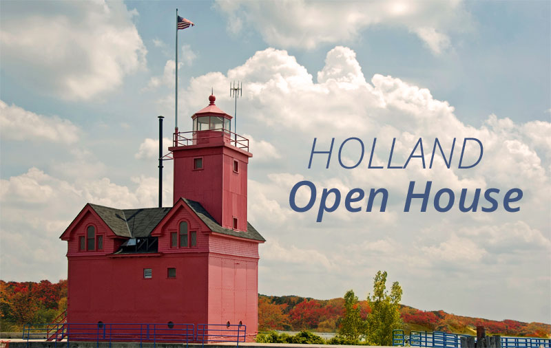 david carrier holland office open house