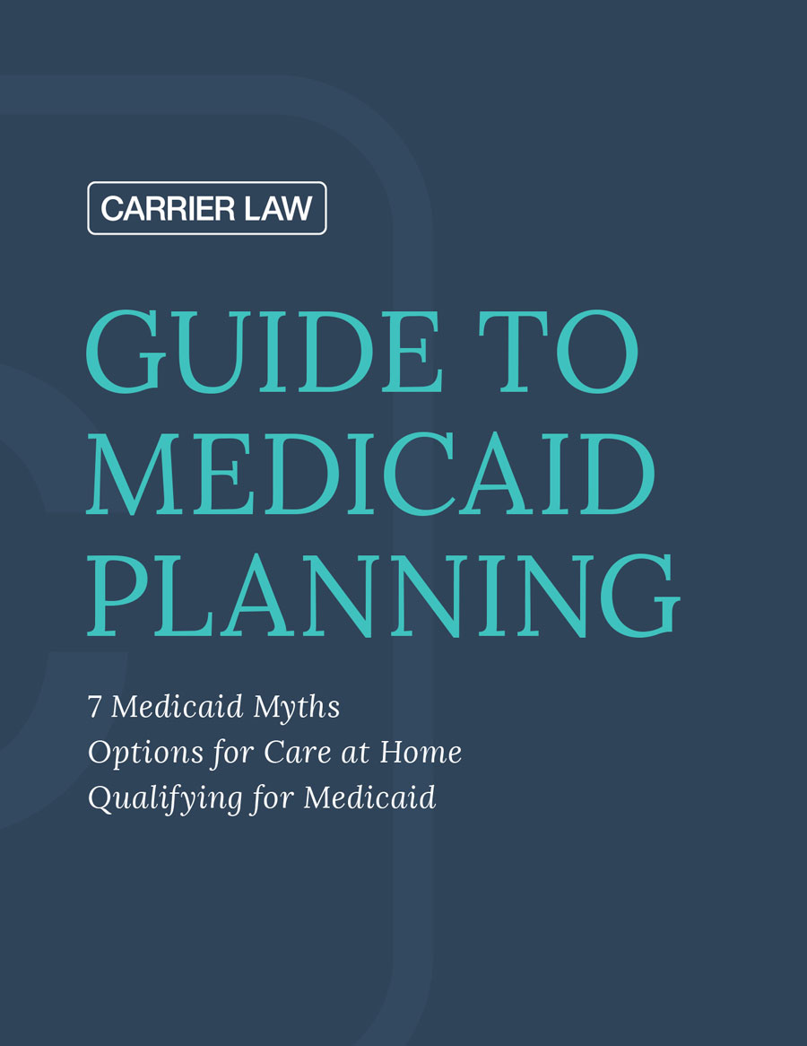 medicaid brochure cover