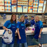 Carrier employees at Culvers