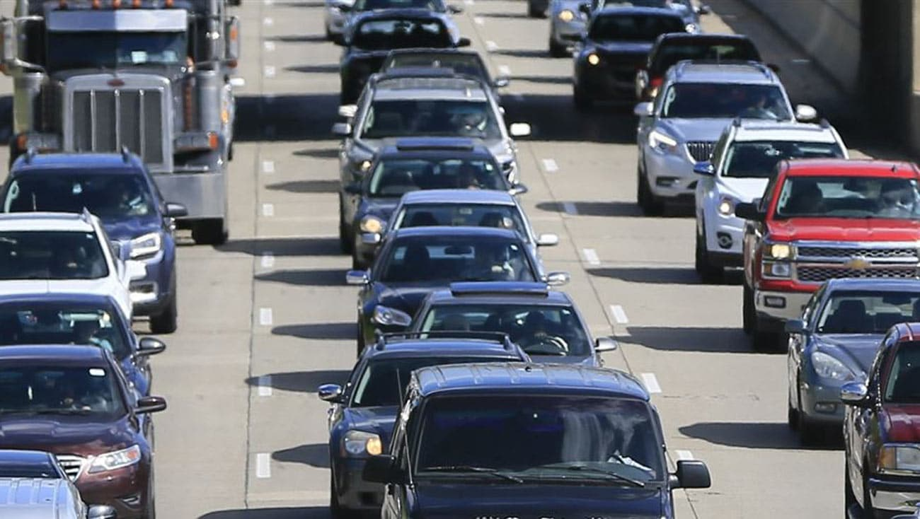 michigan auto insurance law changes traffic jam on highway